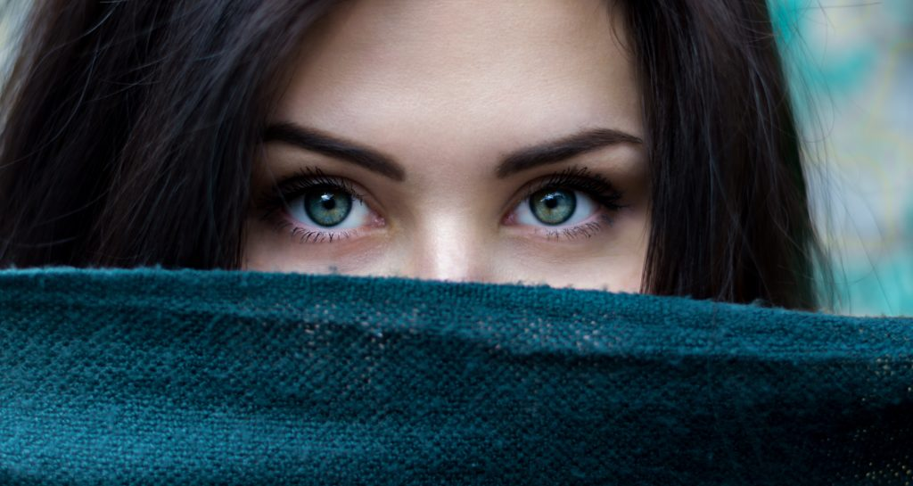 Redeangst überwinden, Augenkontakt halten