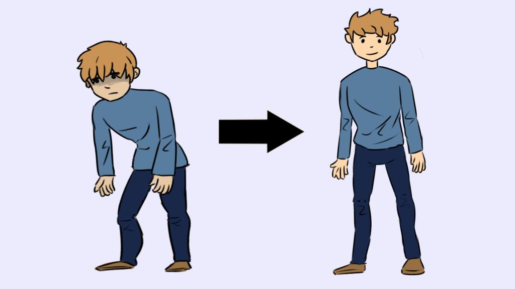 Körpersprache als Präsentations Tipp