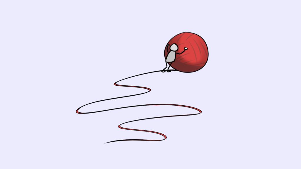 Roter Faden Präsentation Tipps