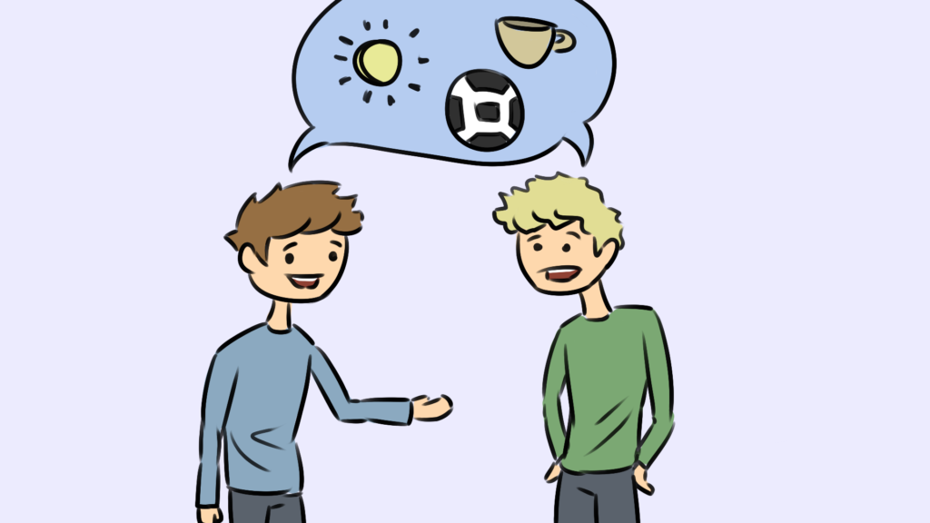 Small Talk = Redeangst überwinden