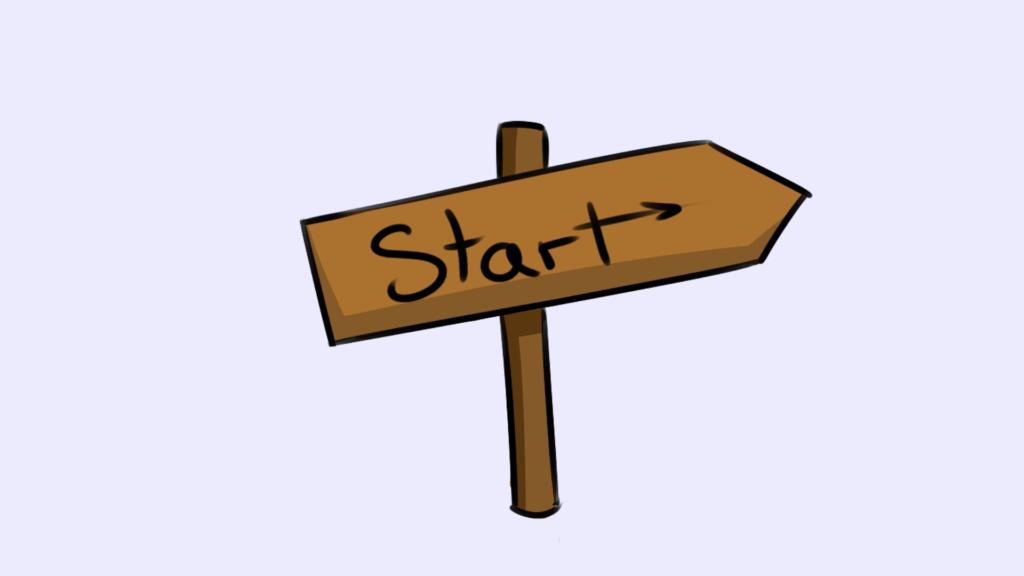 Präsenation Tipps Start