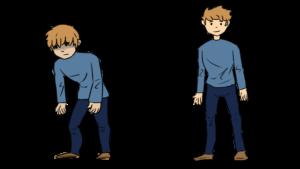 Körpersprache zum Offener werden