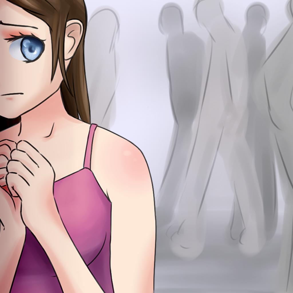 Schüchternheit überwinden - Vorschaubild