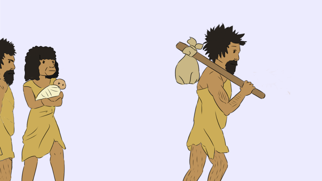 Schüchternheit überwinden: Höhlenmenschen