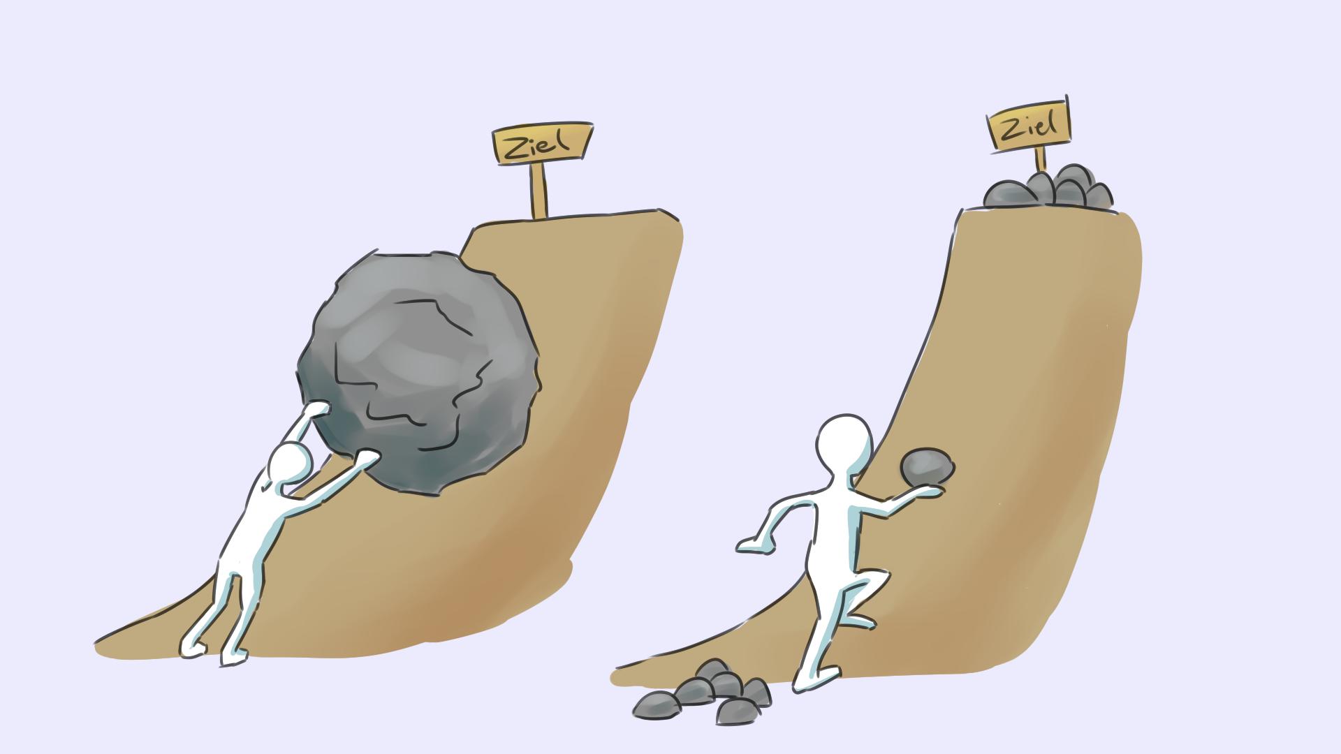 Angst vor Menschen in kleinen Schritten überwinden