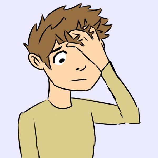 Haare anfassen - Selbstbewusstes Auftreten