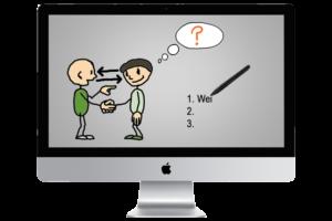 Vorschau Gesprächsführung Anleitung