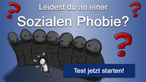 Angst vor Menschen? Thumbnail Soziale Phobie Test