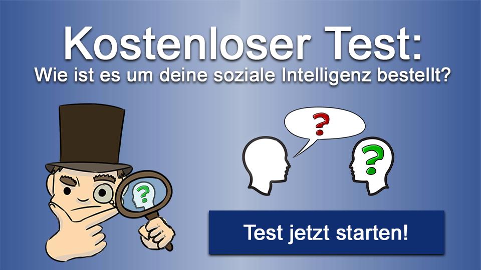 Soziale Intelligenz Test Thumbnail