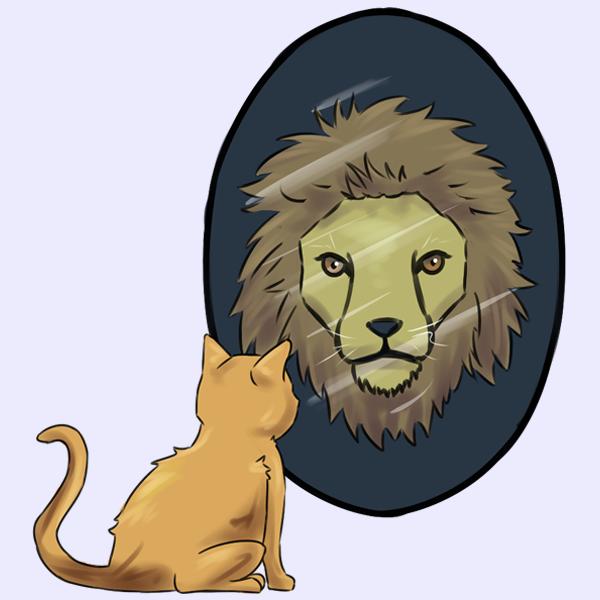 Selbstbewusstes Auftreten - Vorschaubild
