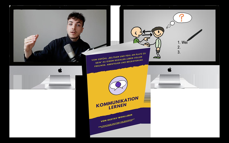 Kommunikation Lernen Komplettset